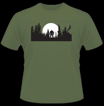 Sasquatch T-Shirt